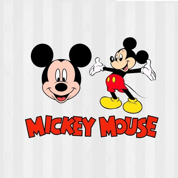 Download Mickey Mouse SVG Mickey mouse download svg cutting by ...