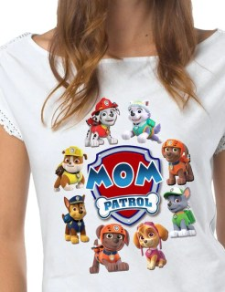 Paw Patrol Iron On Transfer Shirt -Paw Patrolr DIY Iron On Transfer - Paw Patrol Shirt - Paw PatrolBirthday Printable-Paw Patrol Clothing