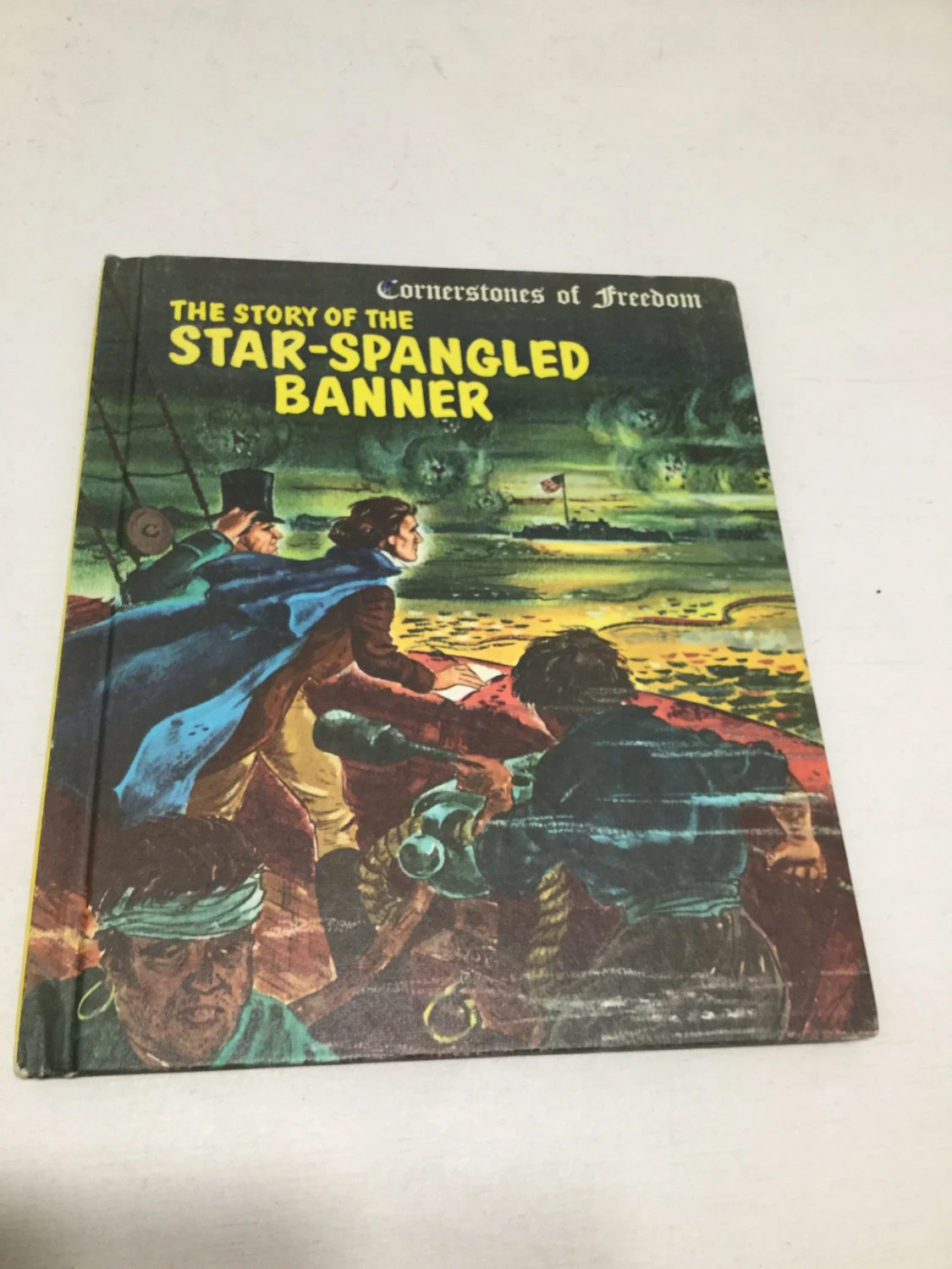 The Story Of The Star Spangled Banner Hardcover Children S