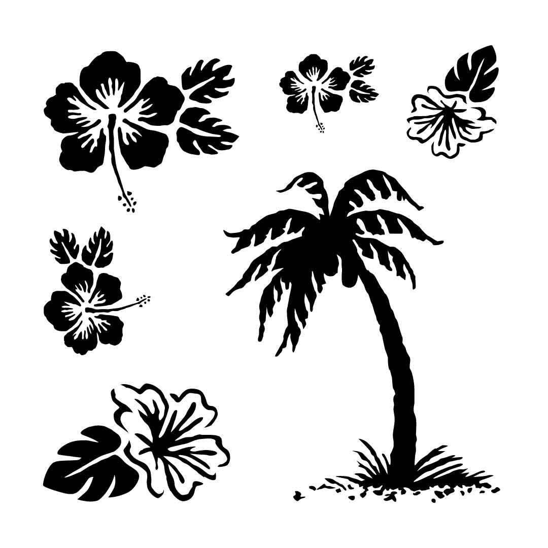 Tropical Cat Tree