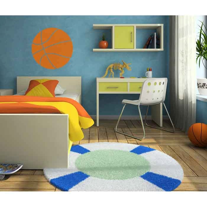 Basketball Wall Decal for Child's Room