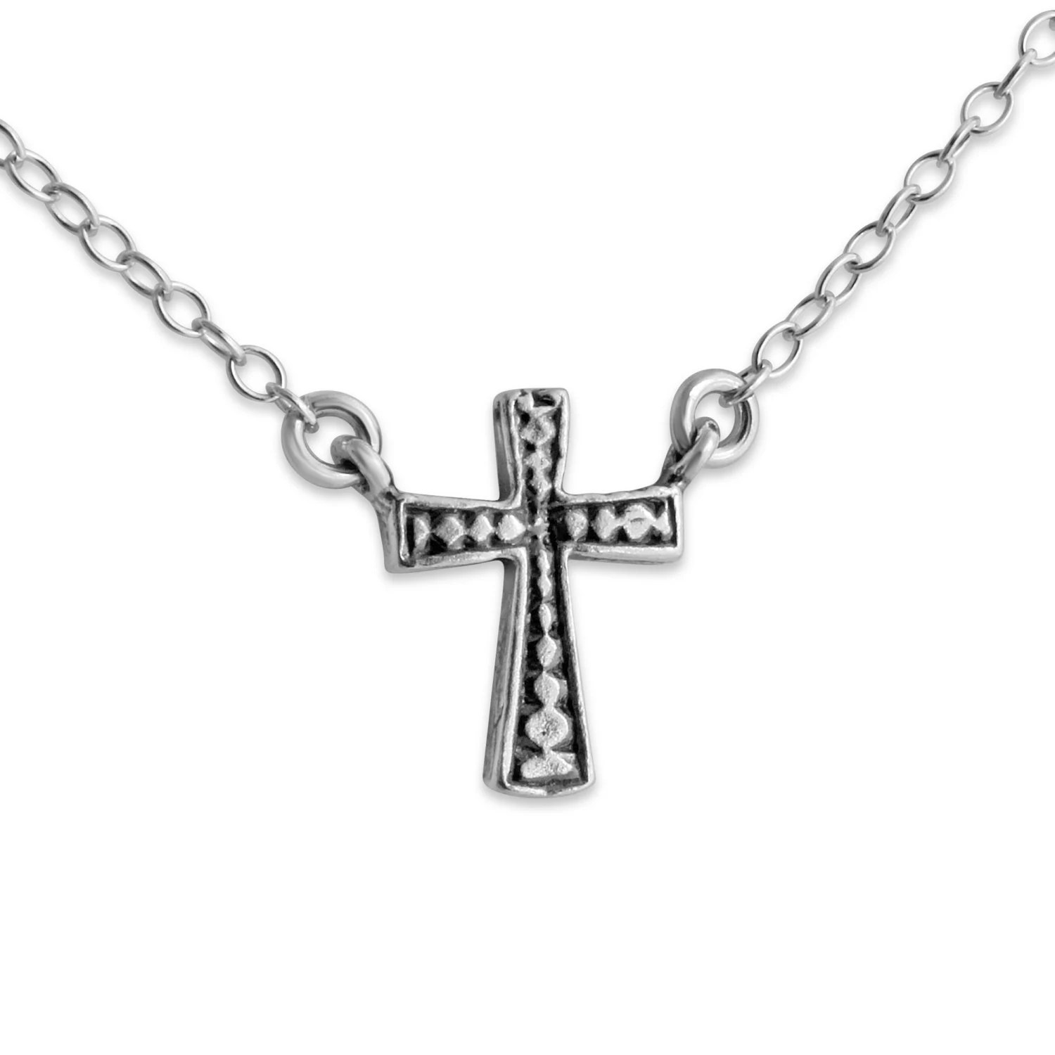 Holy Cross Christian Religious Symbol Of Jesus Double Sided