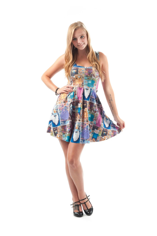 Adventure Time Dress