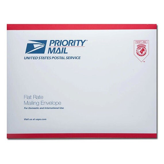USPS Priority Mail Upgrade Faster Delivery by ...