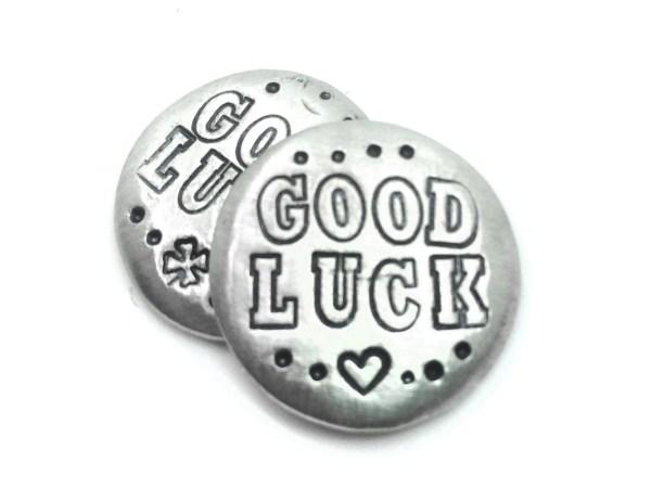 Good luck token | Etsy