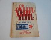 Mid Century Red Star Dry ...
