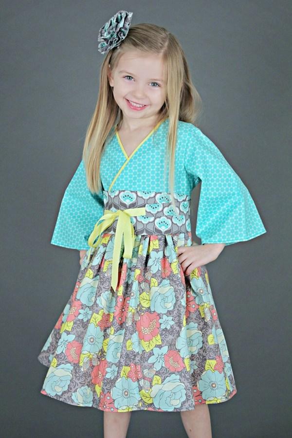 Tiffany Blue Dress Teen Clothes Preteen Little Girl