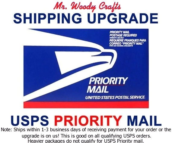USPS Shipping Upgrade Priority Mail Ships within by ...