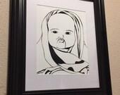 Baby Faced - Original Ink...