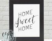 Home Sweet Home Digital P...