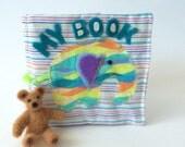 Quiet Book for Babies Gir...