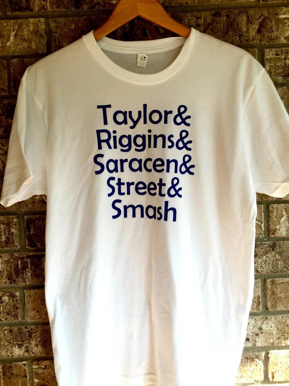 Friday Night Lights T Shirts Riggins