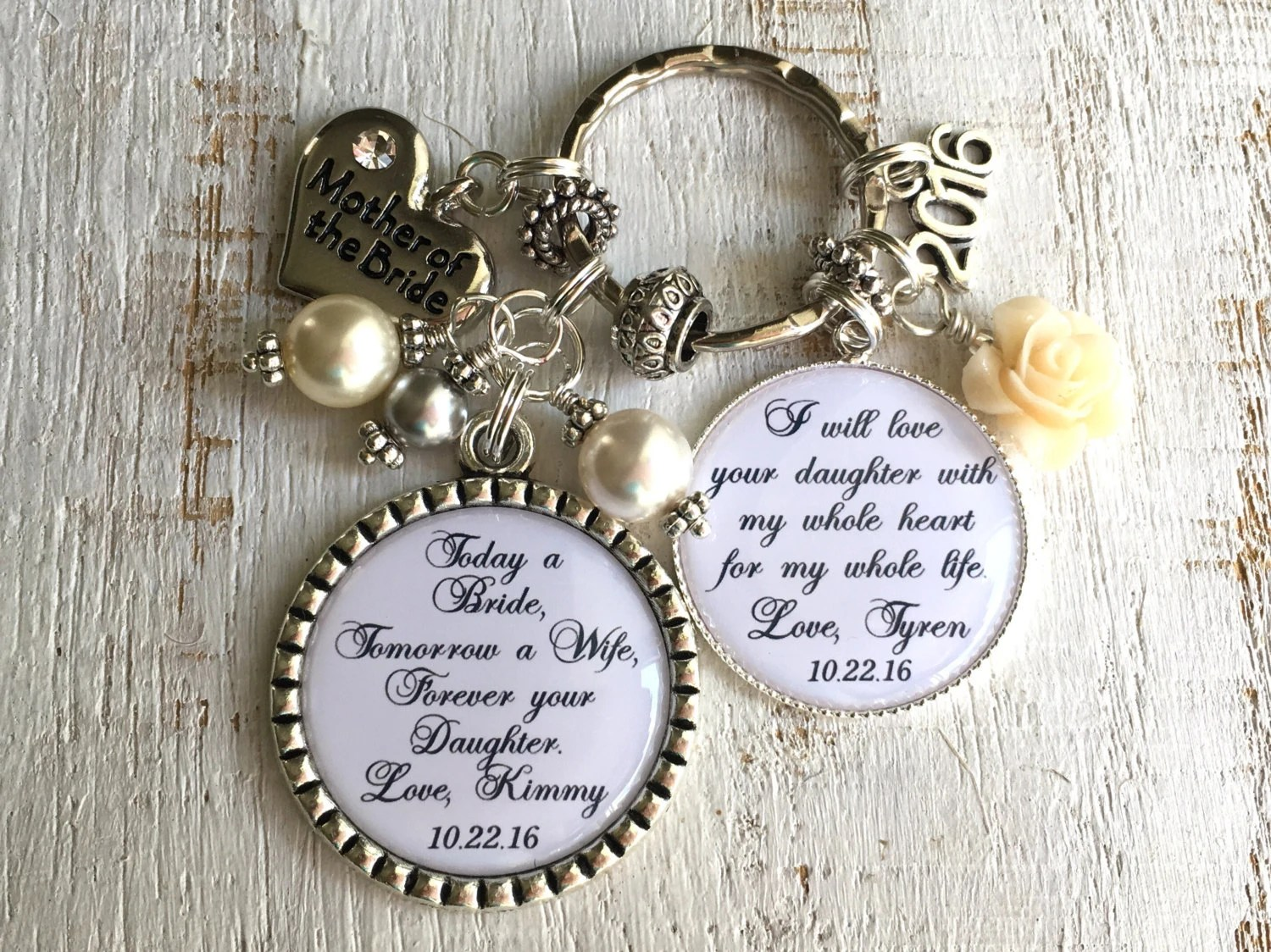 Wedding Gift For MOTHER-of-the-Bride Gift From Daughter