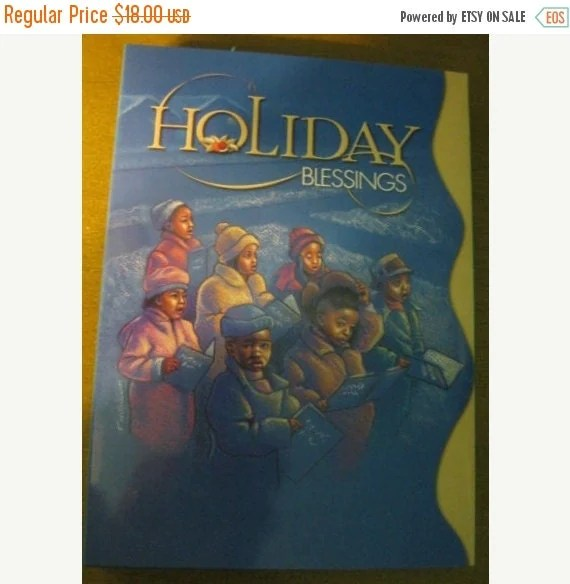 On Sale African American Expressions Holiday Collection