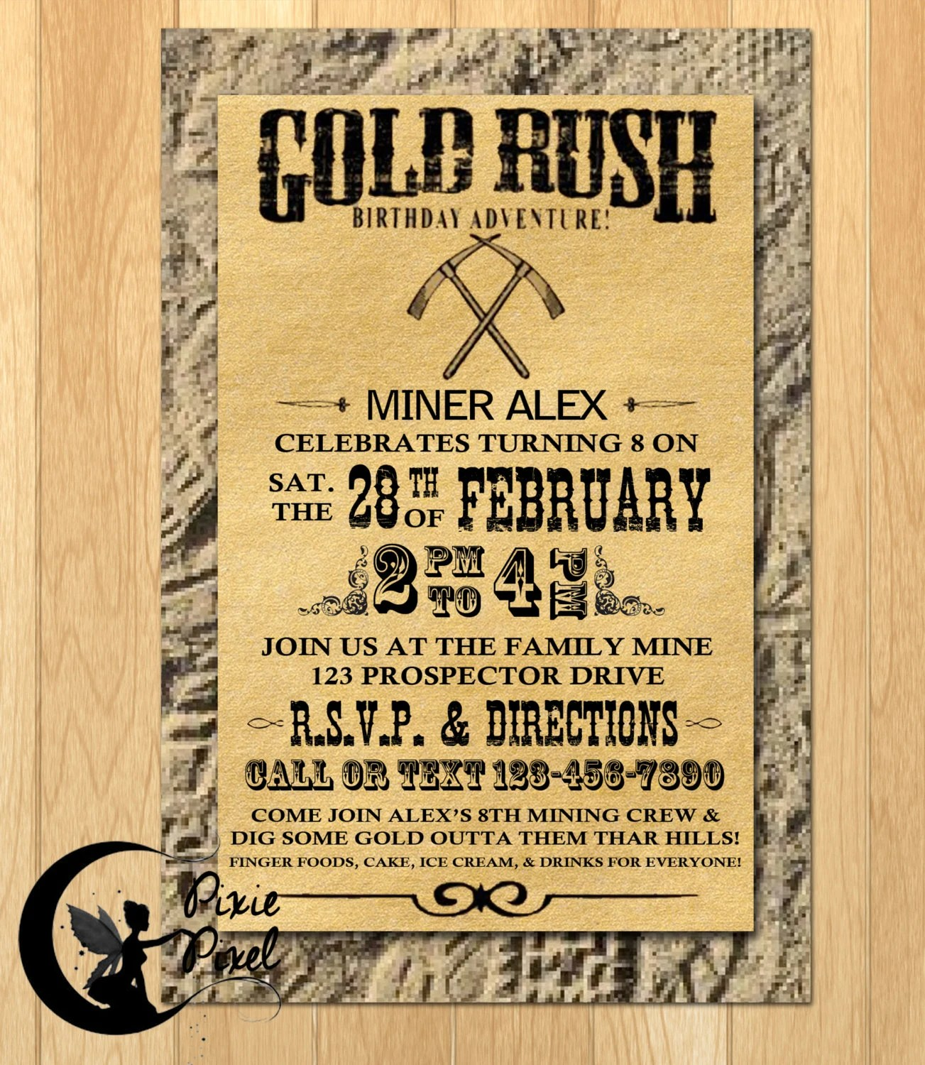California Gold Rush Printable Pictures
