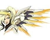 Overwatch - Mercy 17&quot...