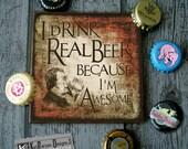 Beer Lovers Coaster: Gift...