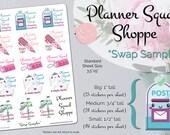 Planner Squad Swap Sample...