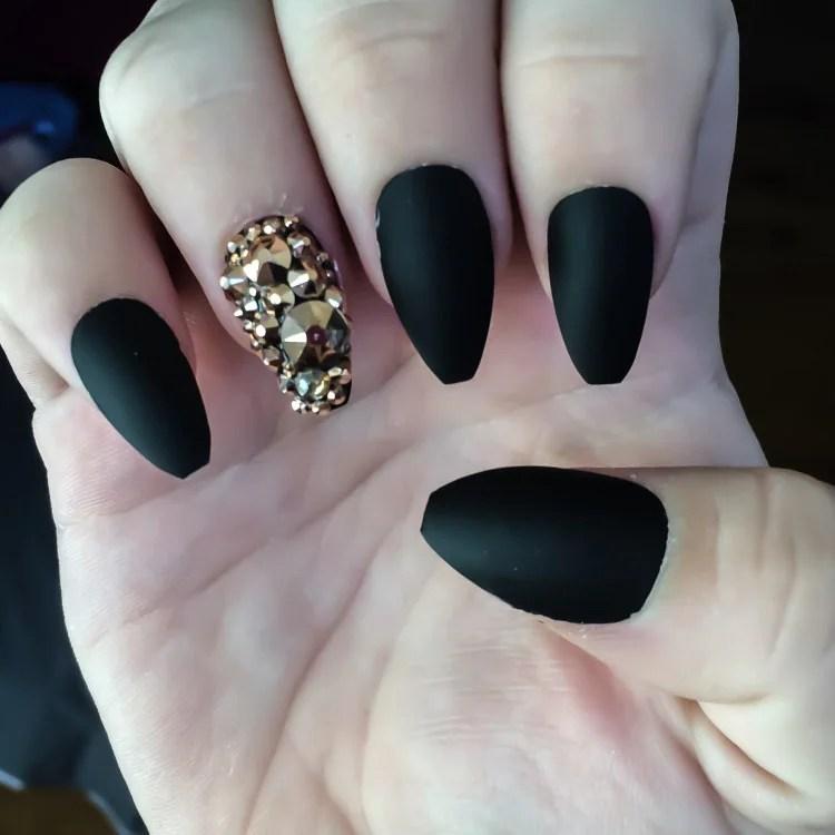 Static Nails Rose Gold