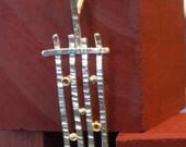 Modern Argentium Silver H...