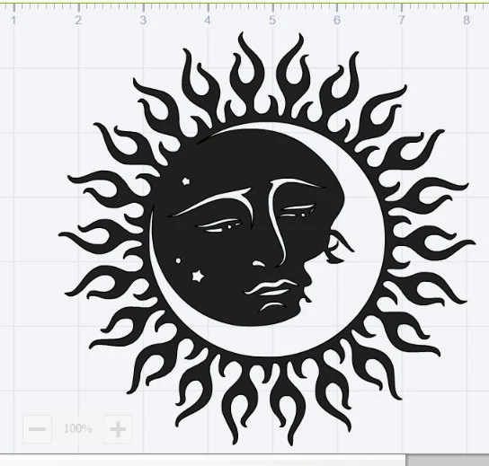 Download Sun & Moon 3 Pack SVG EPS DXF pdf Studio 3 Cut Files from ...