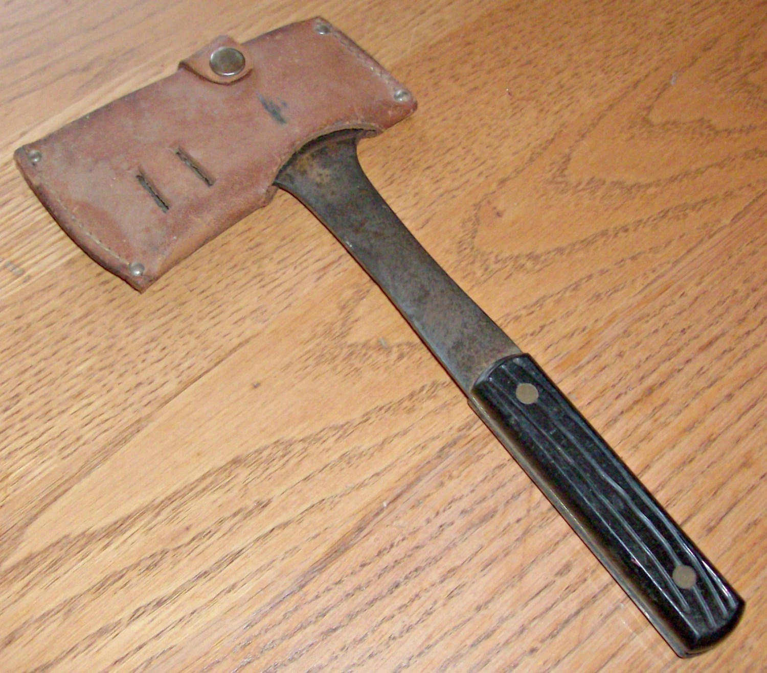 Vintage Camp Axe Etsy