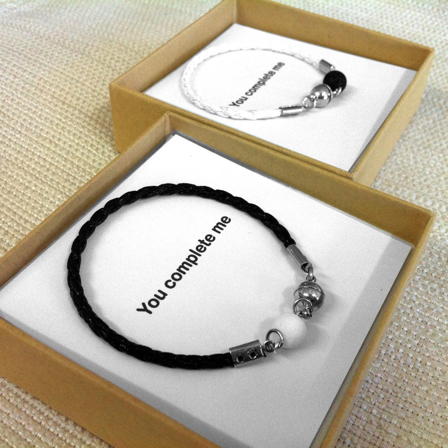 Couples Jewelry His And Her Bracelet His And Hers Gifts