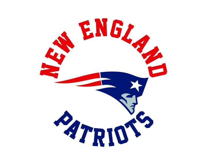 Download New England Patriots Cut Files New England Patriots SVG