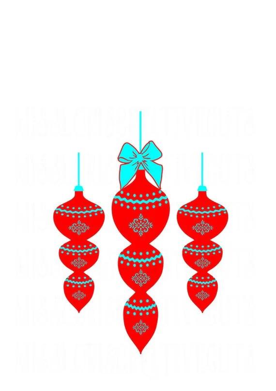 Download ornaments SVG Cut file Christmas Cricut explore filescrapbook