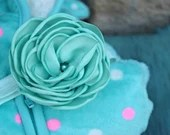Mint to Be / Baby Satin F...