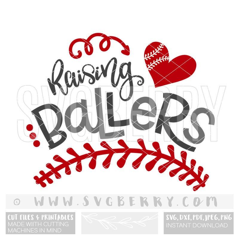 Download Raising Ballers SVG Baseball Mom SVG / baseball mama ...