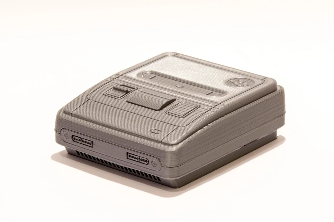 SNES / Super Famicom mono...