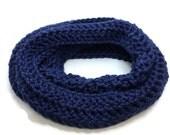 Chunky Crochet Infinity S...