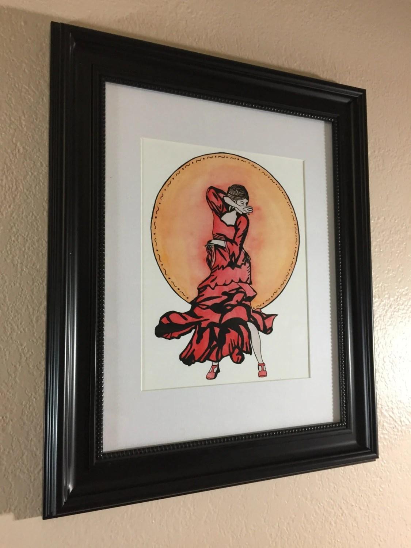 Flamenco - Original Water...