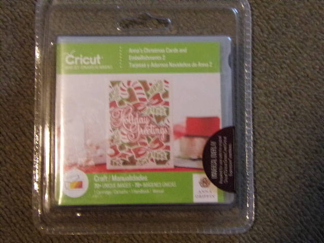 ANNAs CHRISTMAS CARDs Amp EMBELLISHMENTs 2 CRICUT
