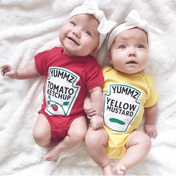 Cute Halloween costumes for twins