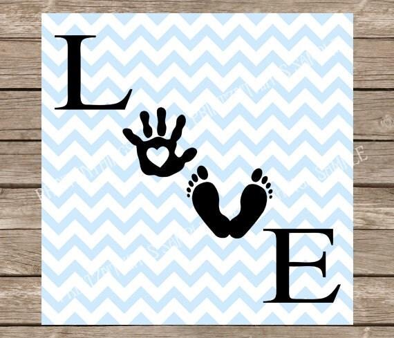 Download Love SVG Baby dxf cut file new baby svg newborn svg home svg