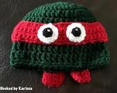 Newborn Ninja Turtle Insp...