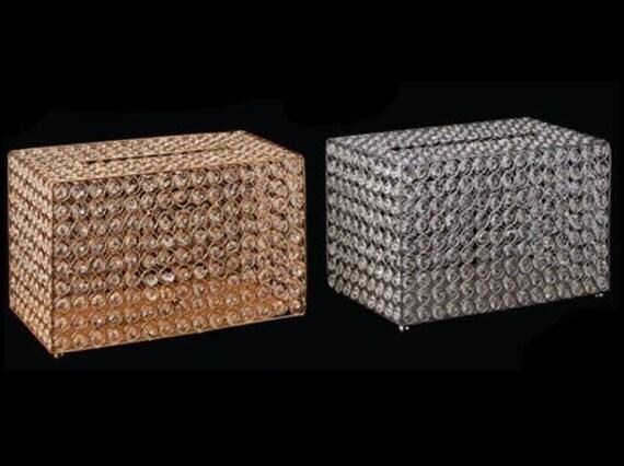 Gold Bling Crystal MoneyGift Box