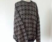 Cotton mens sweater, unis...