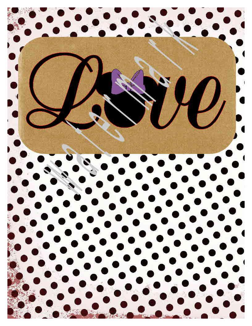 Download Love Minnie SVG - Disney vacation shirts - Disney svg ...