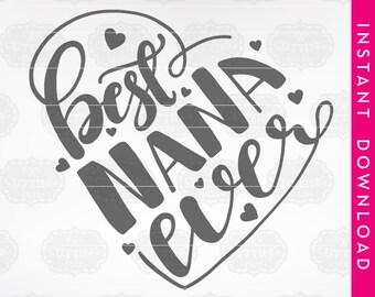 Download Nana gift | Etsy