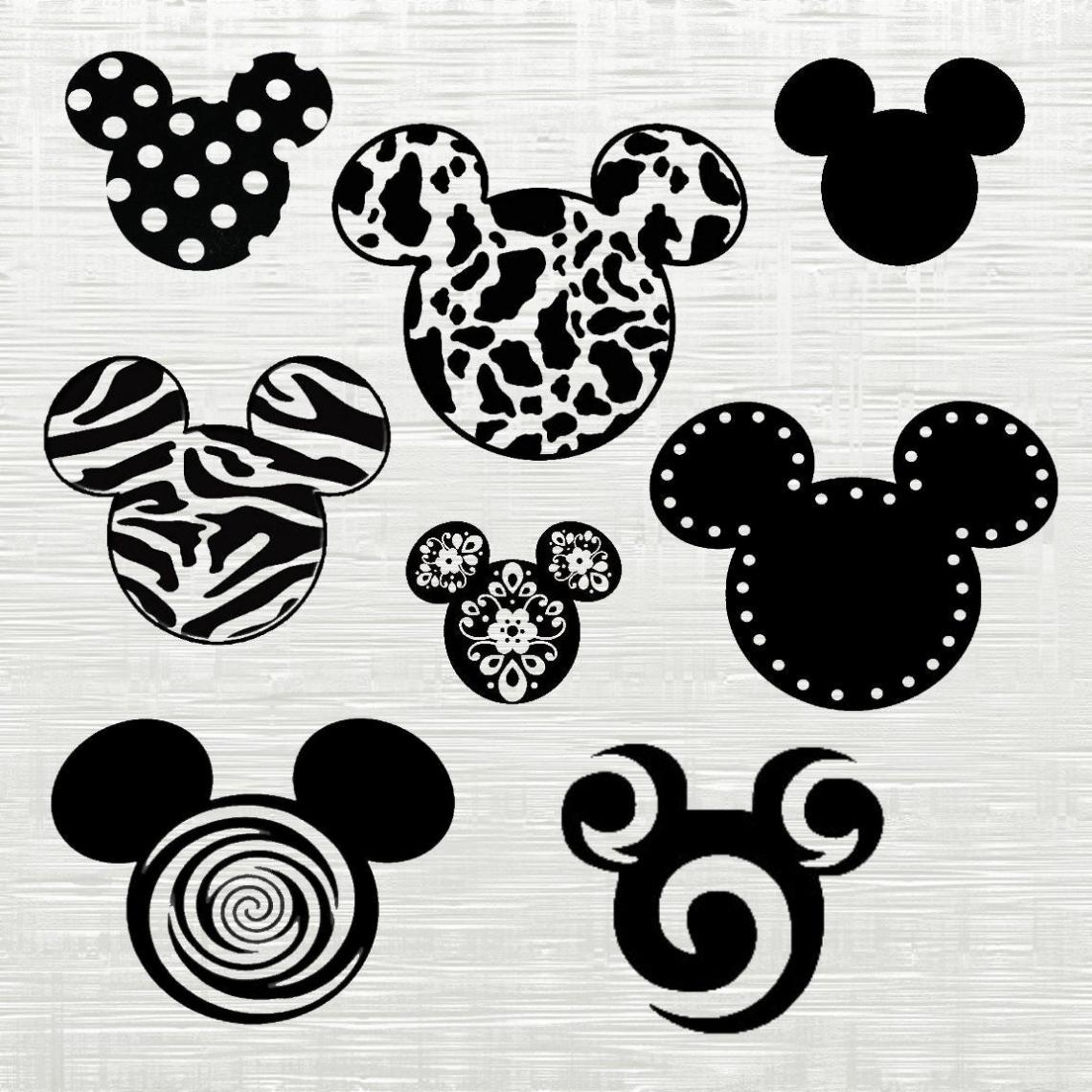 Download Mickey Mouse SVG Disney cutfile svg svg files for silhouette