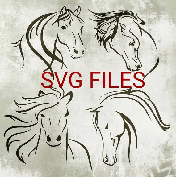 Download Horse Svg Files Horse Designs for Cricut