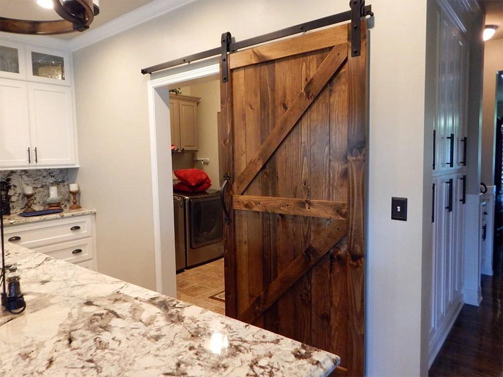 Atlanta Interior Sliding Barn Door