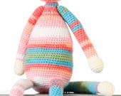 Margot the cat, Crochet c...