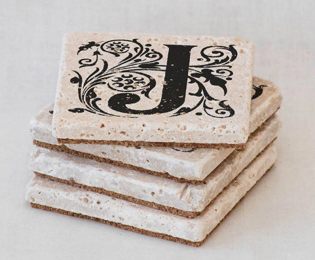 Personalized Coasters - S...