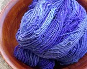 Waverider RockStar Handspun Yarn - 279+ yds, Falklands wool single ply
