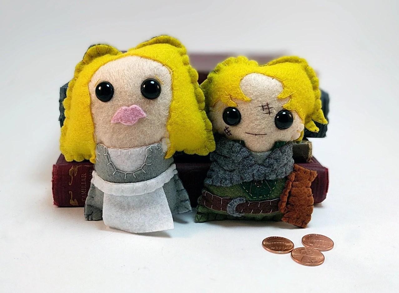Farmgirl Buttercup and Fa...