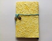 Art book or Sketchbook, Pocket Diary Notebook Handmade